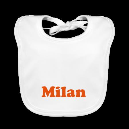 Milan of je eigen naam wit