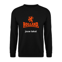 holland wintersport met jouw tekst