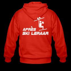 vest apres ski leraar