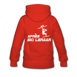 dames sweater apres ski leraar