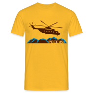 T-Shirts ~ Men's Standard T-Shirt ~ Russian Chopper Tee