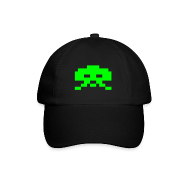 Caps & Hats ~ Baseball Cap ~ Invader cap