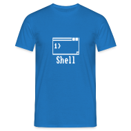 T-Shirts ~ Men's Standard T-Shirt ~ Shell