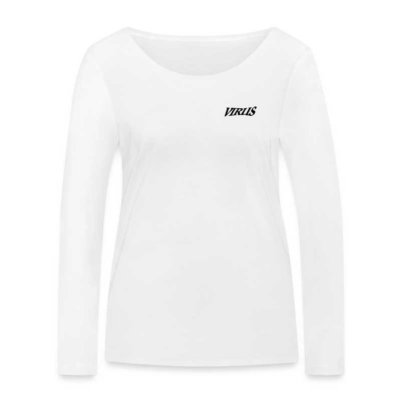 Virus Collection - Frauen Bio-Langarmshirt von Stanley & Stella