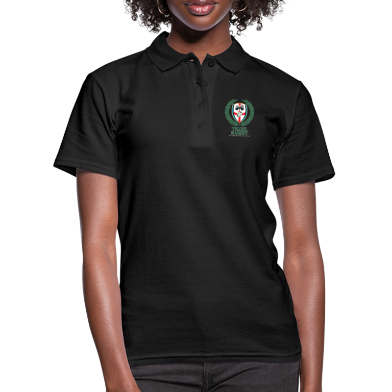 "Trier Rugby ""Love Hurts"" Collection - Frauen Polo Shirt"