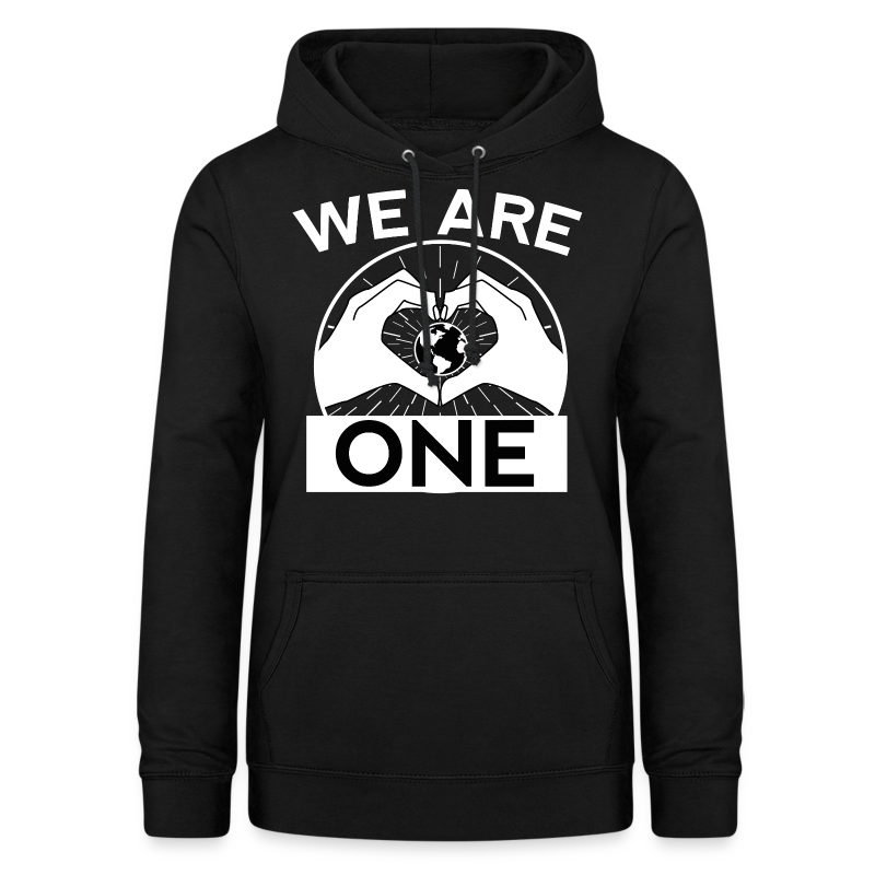 We are One - White - Frauen Hoodie