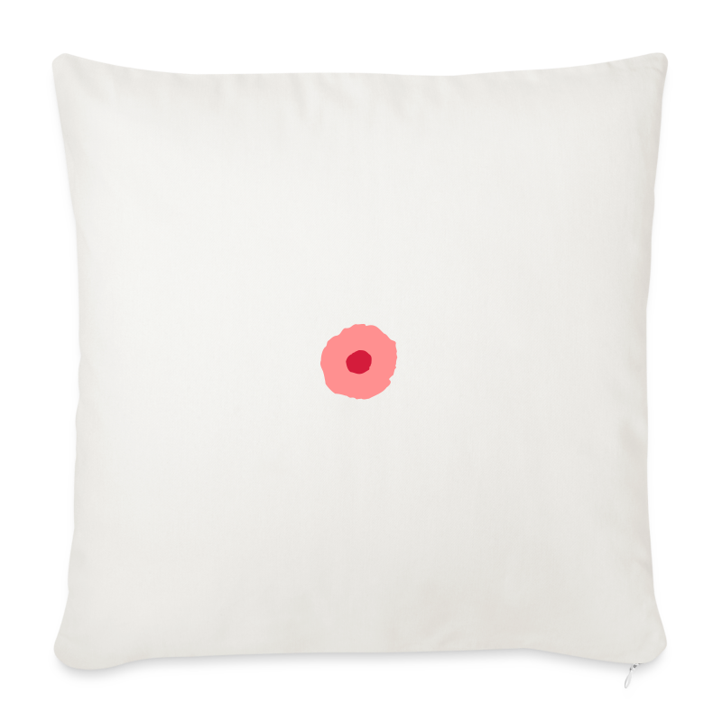 Nipple - Sofa pillow with filling 45cm x 45cm