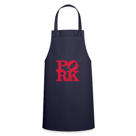 pork scratchings - Cooking Apron