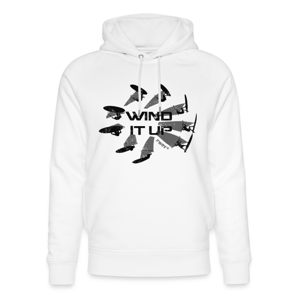 WIND IT UP - Unisex Bio-Hoodie von Stanley & Stella