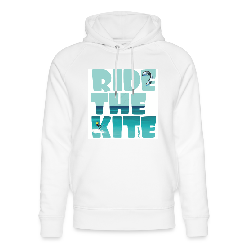 RIDE THE KITE - Unisex Bio-Hoodie von Stanley & Stella
