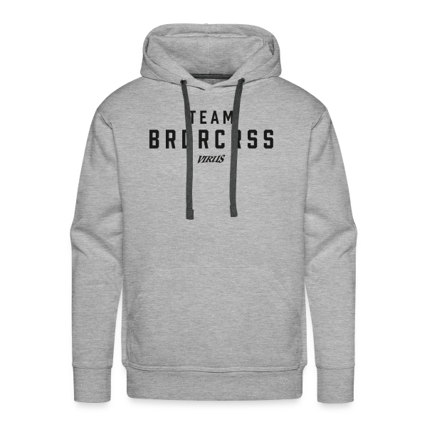 Virus TEAM BOARDERCROSS - Männer Premium Hoodie