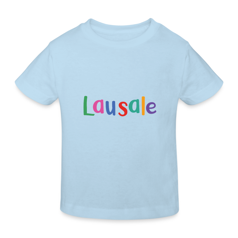 Lausale - Kinder Bio-T-Shirt