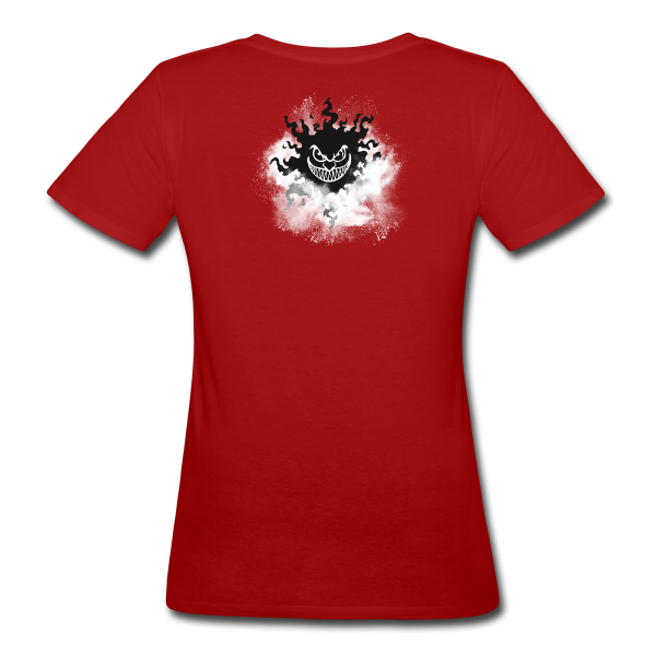 Virus Blizzard - Frauen Bio-T-Shirt