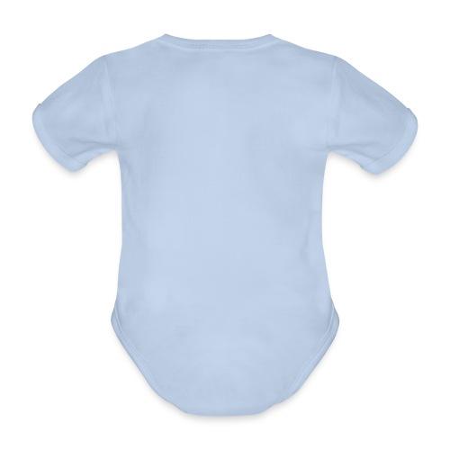 Papa und Ich Sind Uns Einig Mama Ist die Beste Spruch Baby Bio-Kurzarm-Body von
