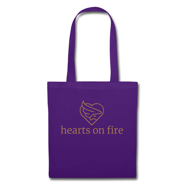 hearts on fire Signature - Stoffbeutel