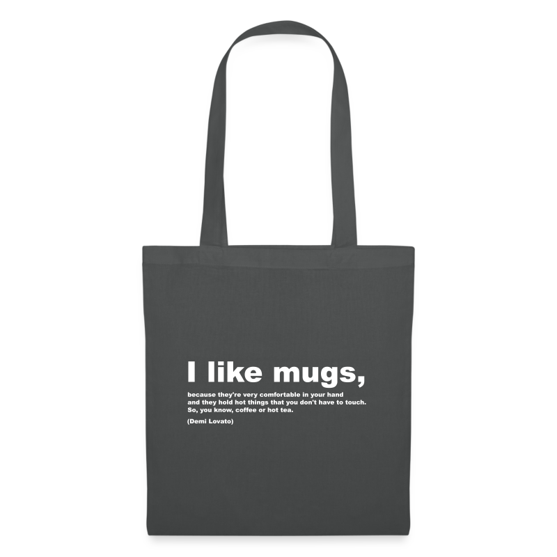 Mugs by Demi - Tote Bag