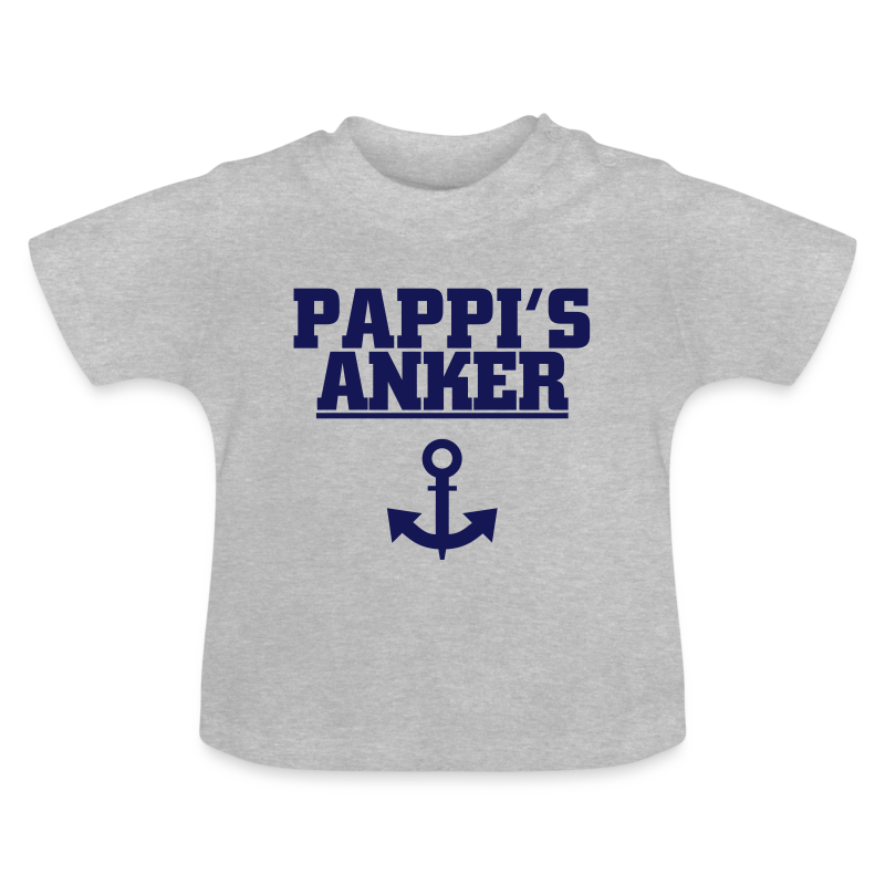 Pappis Anker - Baby T-Shirt