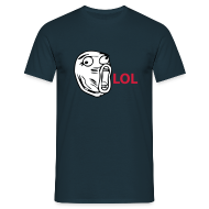 internet lol 3color - Mannen T-shirt