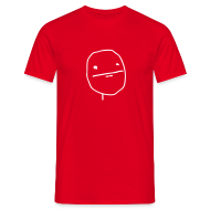 Poker Face - Mannen T-shirt