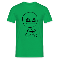 Indeed meme - Mannen T-shirt