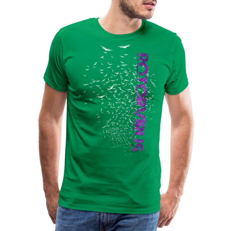 rotor virus - Men's Premium T-Shirt