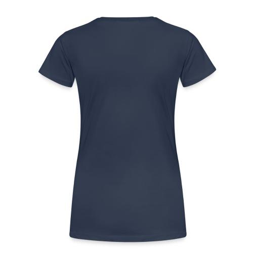 Harry Potter Die Heiligtümer des Todes Logo Frauen Premium T-Shirt
