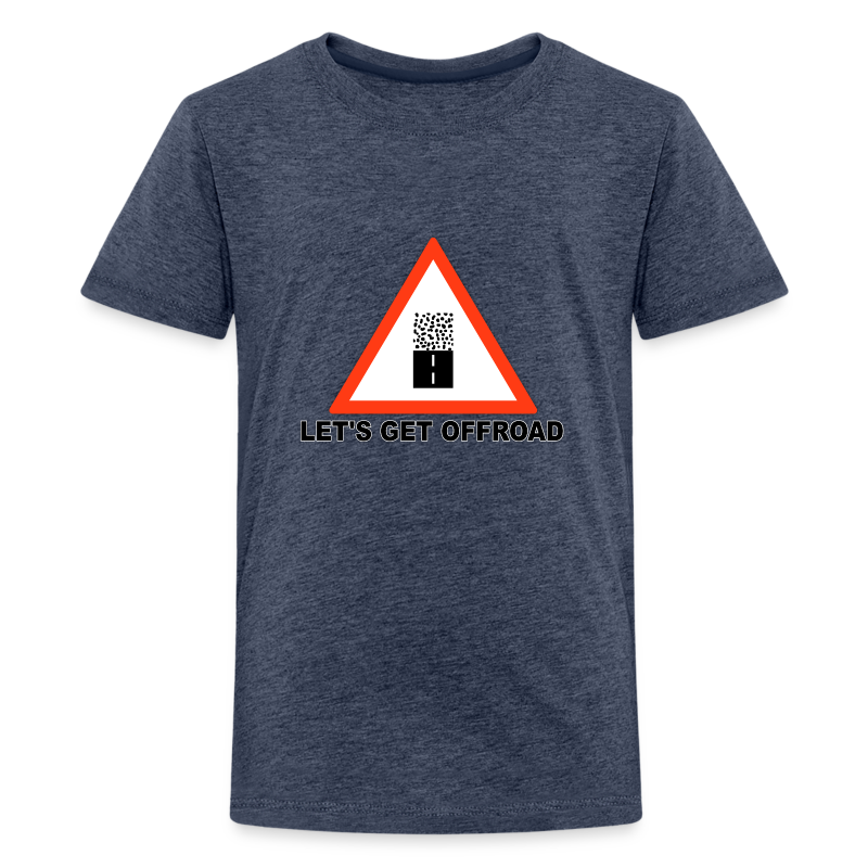 Let's get offroad - Teenager Premium T-Shirt