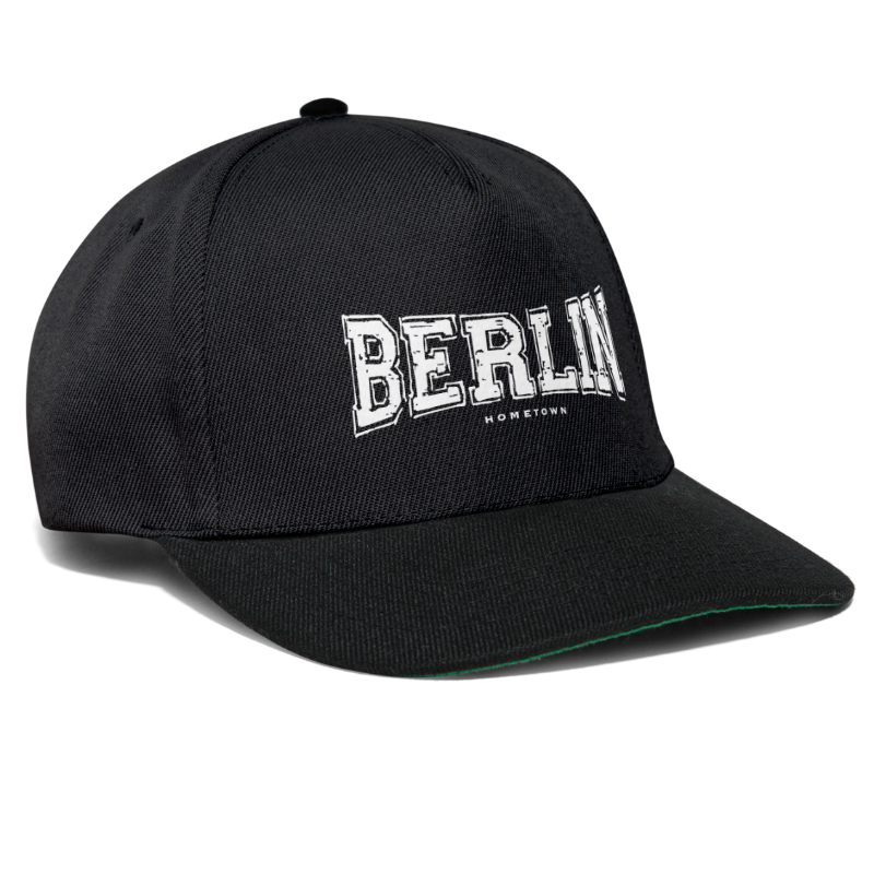 Berlin Hometown - Snapback Cap
