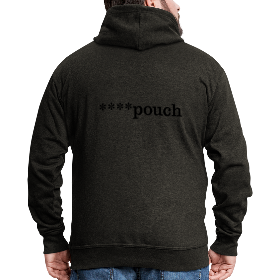 xxxxpouch - Men's Premium Hooded Jacket