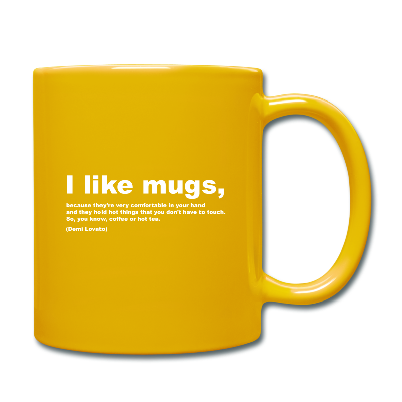 Mugs by Demi - Full Colour Mug